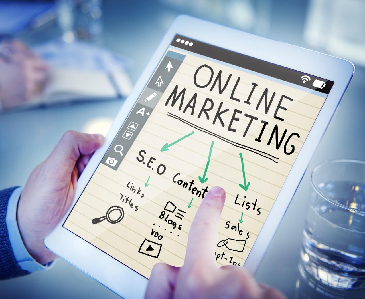 Online Marketing - Au Technology Solutions